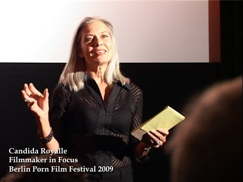 Candida Royalle: Filmmaker in Focus Porn Film Festival Berlin 2009