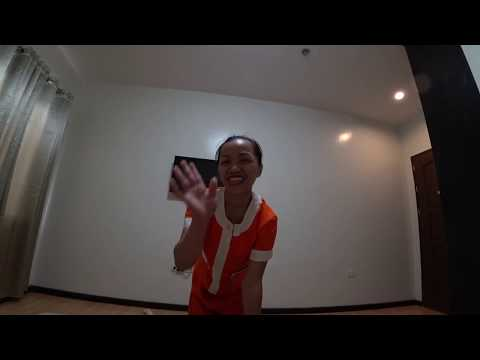 Lovely Emily Gives Massage In Davao Hotel Room - Philippines/Oz Fun