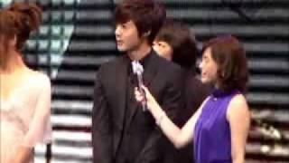 スカパー・アワード 2010 ベスト・ドレッサー賞2.