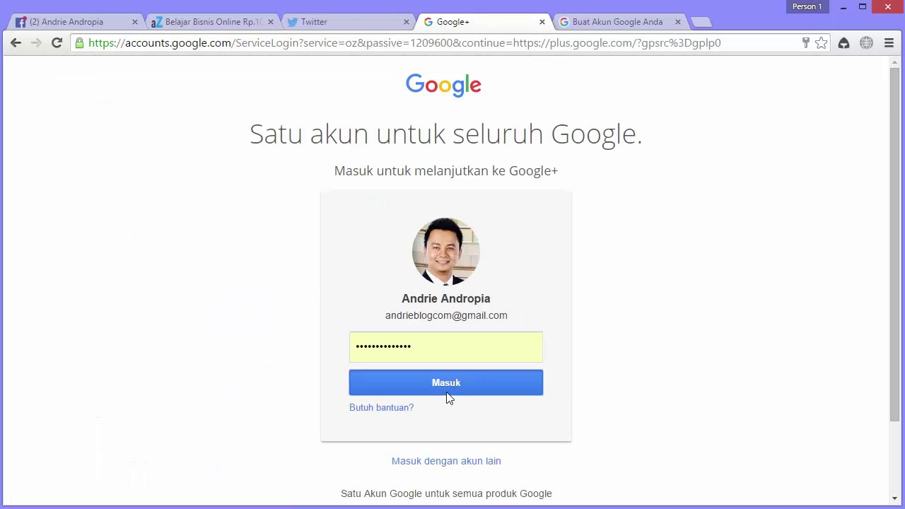 Video 3 Boom Traffic Menggunakan Google Plus Youtube