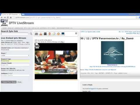 Stream M3U8 streaming file to an offline video file using cpclips