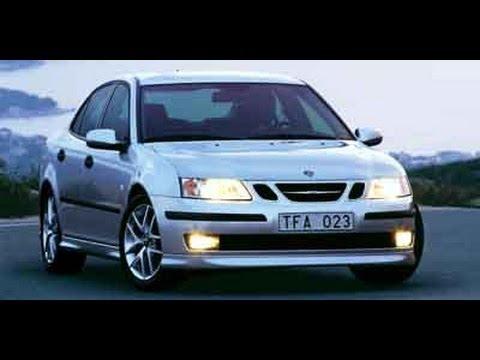 2004 Saab 9-3 2.0T Linear Sedan Start up, Engine, Interior ...