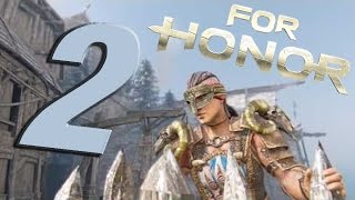 Mature Gaming; For Honor Chapter 2 Vikings Part 2 Diplomacy Has Failed | Dgards Gaming And Reviews
