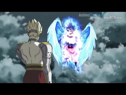 Goku Alcanza La Forma Definitiva del Ultra Instinto Dominado - Dragon Ball Heroes (FAN ANIMATION)