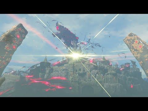 [7.1ch] Zelda / BotW: Woody - Calamity Ganon's Castle (Pipe Organ Transcription)