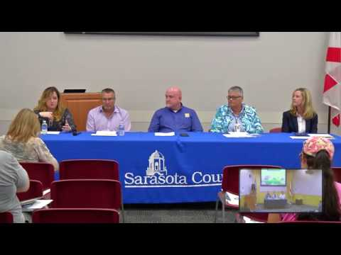 SCORE Workshop -- Doing Business In and With Sarasota County -- Dec. 6, 2018