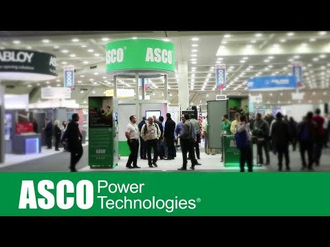 ASCO Power Technologies at NFMT Baltimore 2018