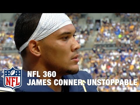 James Conner: Unstoppable  His Story of Triumph Over Cancer  NFL 360  NFL Network