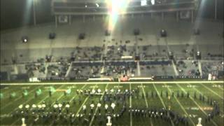 "Gambar cover University of Memphis marching band ""The Mighty Sound of the South"" 11/17/2011"