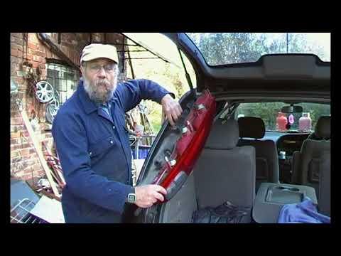 Chevy Daewoo Tacuma MPV Strange Rear Lights Fault And Fix
