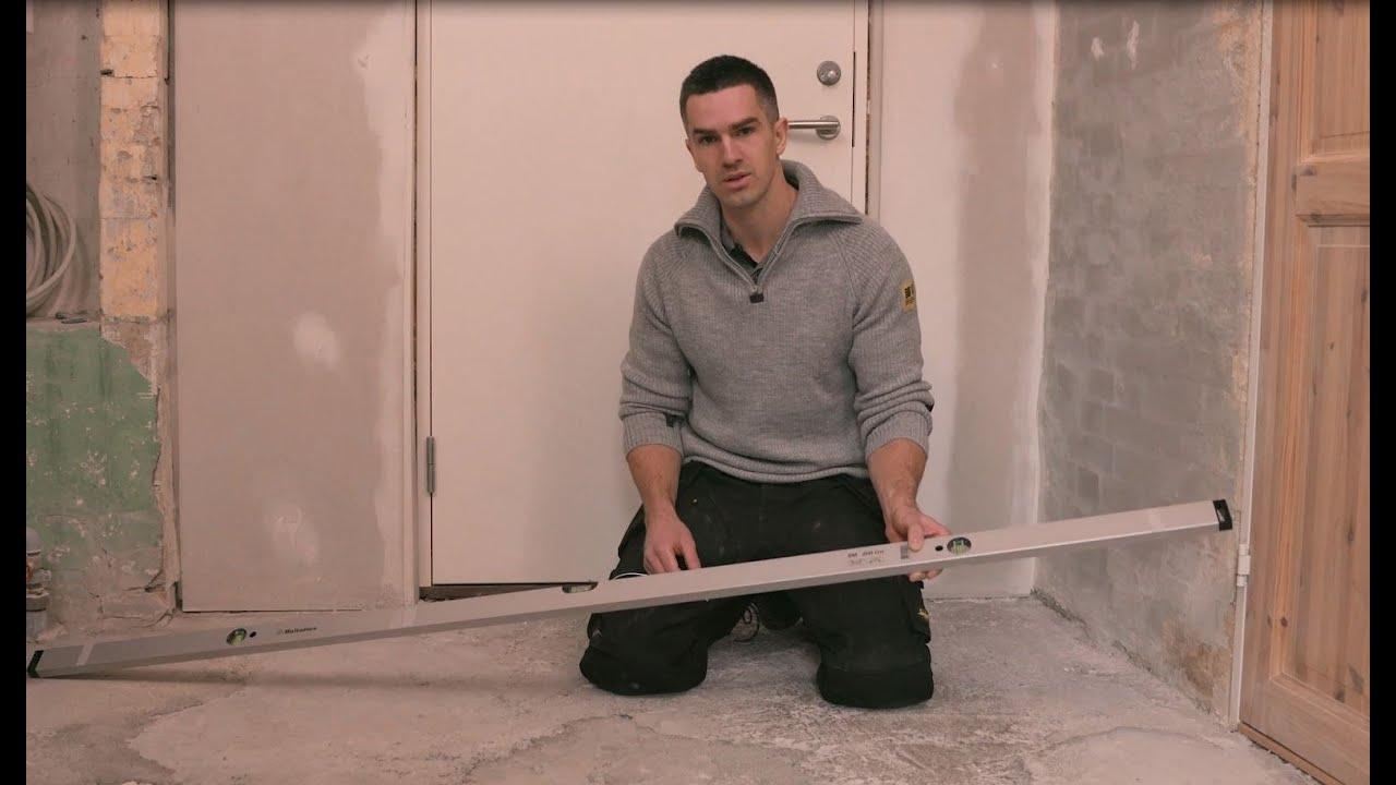 #51583C Mest effektive Spartling Af Gulv / Gør Det Selv / Byglet.dk   Gør Det Selv Installation Af Varmepumpe 5485 15649135485