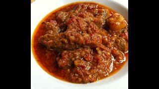 Resep Rica - Rica Daging Sapi Pedas Dan Nikmat