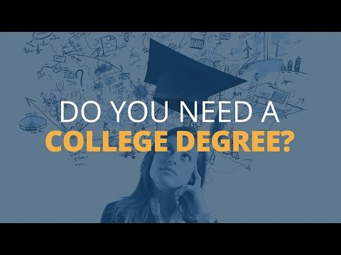 Do You Need a College Degree? | Brian Tracy