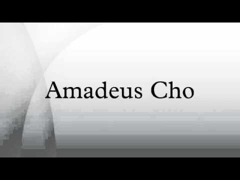 Amadeus Cho