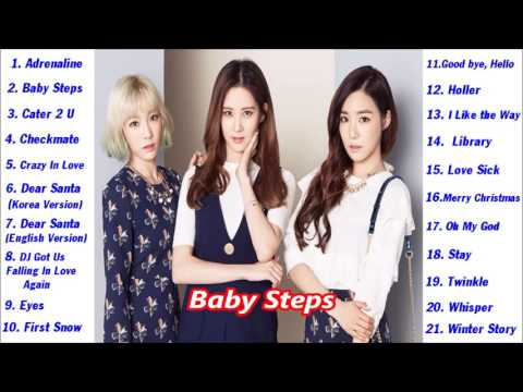The Best Songs Of Girls' Generation- Taetiseo (SNSD- TTS)