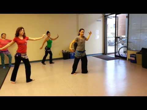 """Dilruba"" By Niyaz With Music - Choreography - Stomping Grounds Movement"