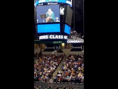 Sycamore High School Graduation 2013 - Student Performance