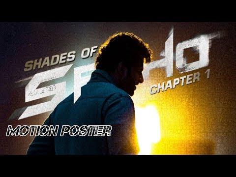 Saaho Motion Poster | Prabhas | Shraddha Kapoor | Friday Poster