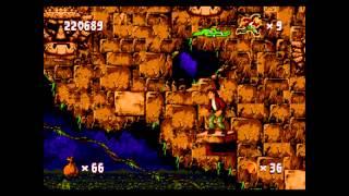[Sega CD] Pitfall: The Mayan Adventure Прохождение / Walkthrough