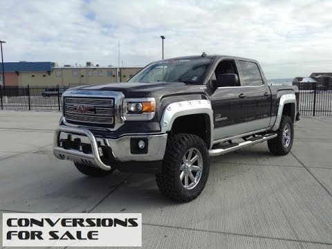 casper wy 2014 gmc sierra rmt new lifted trucks for sale youtube. Black Bedroom Furniture Sets. Home Design Ideas