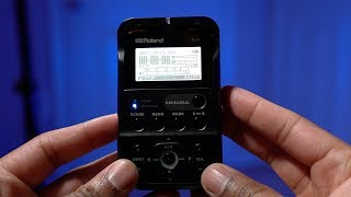 The Best Audio Recorder For YouTube The Roland R-07