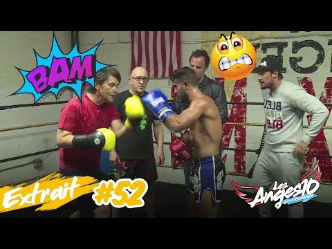 Les Anges 10 - Thomas vs la légende du kickboxing Don Wilson #épisode 52