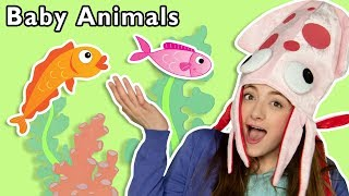 Baby Animals + More | Mother Goose Club Dress Up Theater