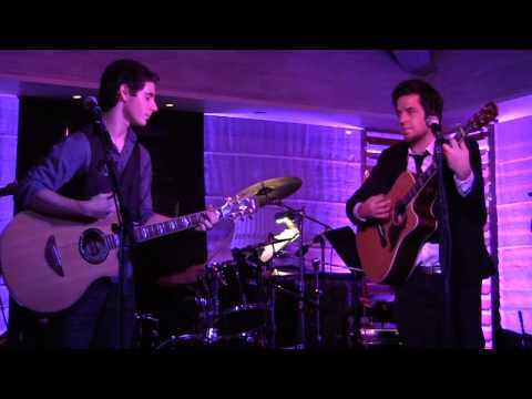 Dominic Scott Kay & Lee Dewyze Sing Goo Goo Dolls...