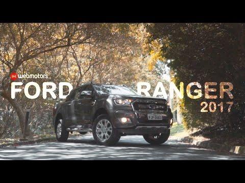 Ford Ranger evolui e fica ainda mais marcante