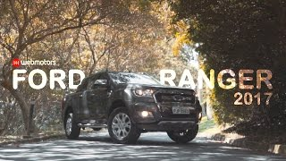 Ford Ranger 2017 - Teste Webmotors