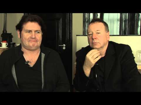 Simple Minds interview - Jim & Charlie (part 1)
