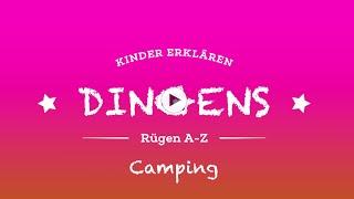 Dingens - Rügen von A bis Z | Camping