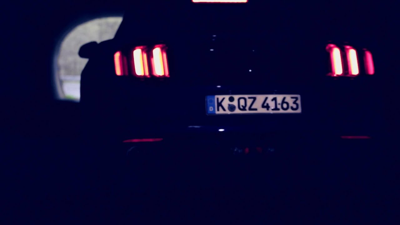 Ford gt 2015 mustang