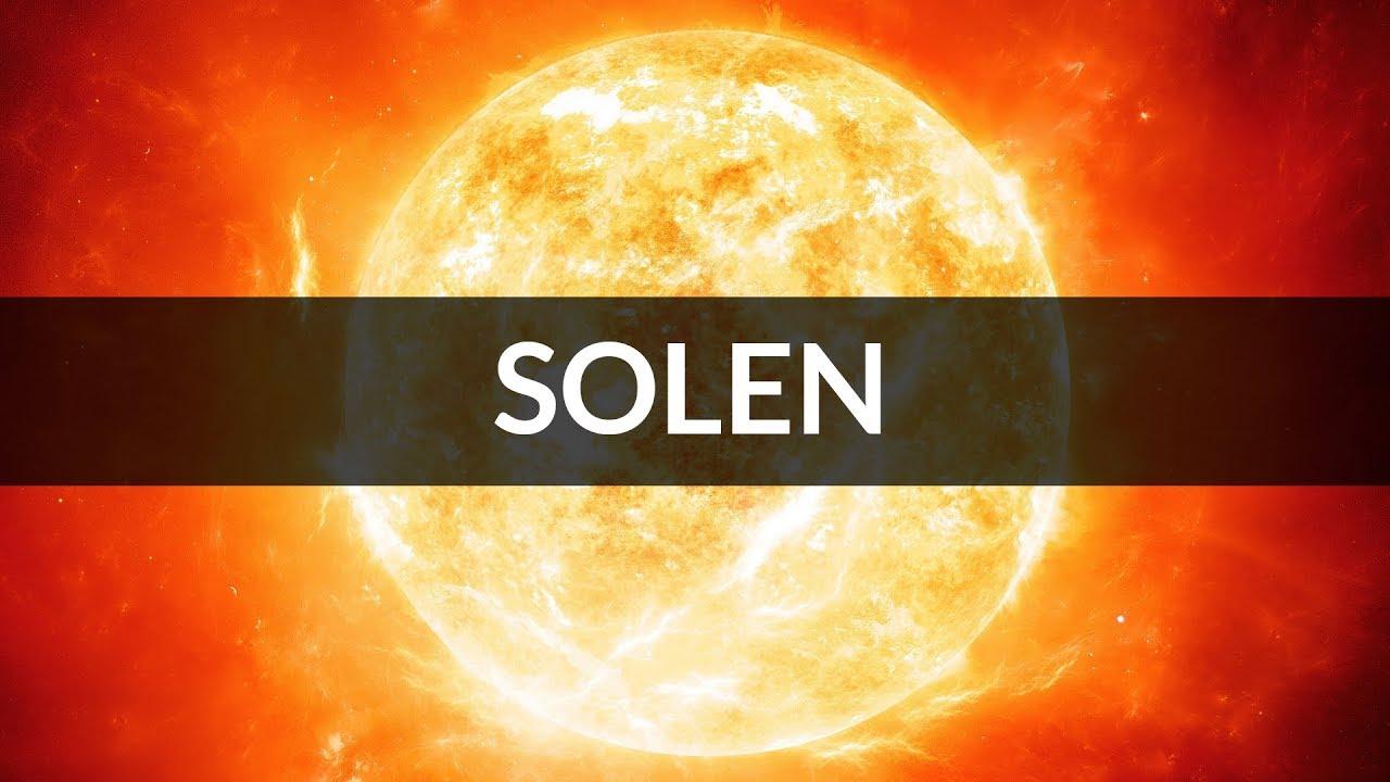 Solen - Rummet og vores solsystem - Natur og teknologi på hovedet - NTPH