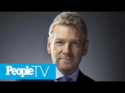 Murder On The Orient Express Cast On Director/Star Kenneth Branagh | PeopleTV | Entertainment Weekly