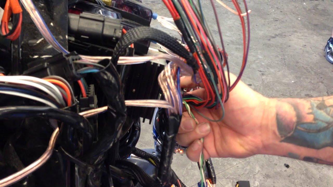 Harley Davidson Audio Cut Out Diagnostic Cold Solder Short
