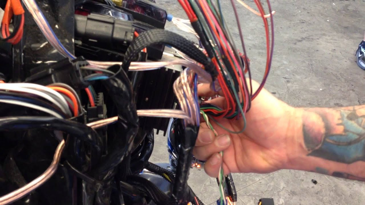 small resolution of 2014 harley davidson street glide radio wiring diagram