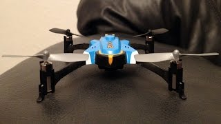 Estes Proto-Z Beginner RC Drone Micro Quadcopter Unboxing, Review, and Maiden Flight