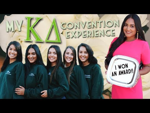 My Kappa Delta Convention Experience | A Week In Phoenix, AZ