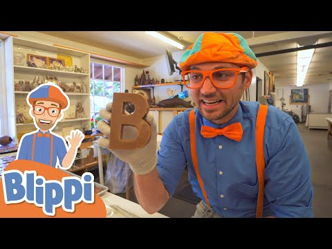 Blippi Makes Candy