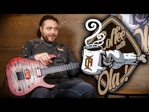 COFFEE WITH OLA - John Browne of Monuments