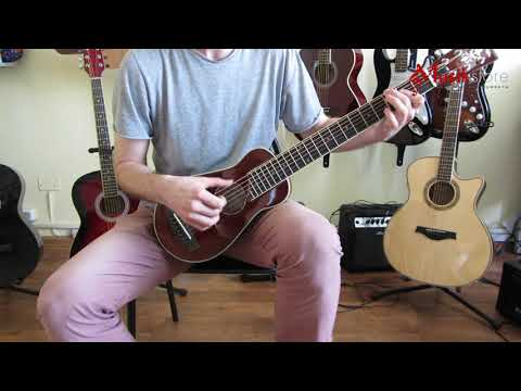 Гитары акустические маленькие походные Johnson Trevel | Где купить? | Мьюзик-Стор | Musik-store.ru
