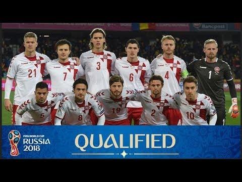 FIFA World Cup 2018 (GROUP C) DENMARK