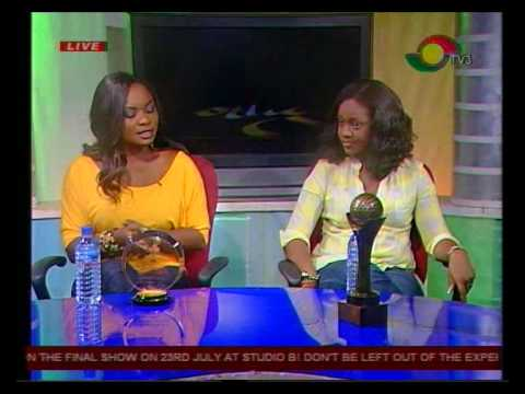 Beverly and Jackie make Ghana proud