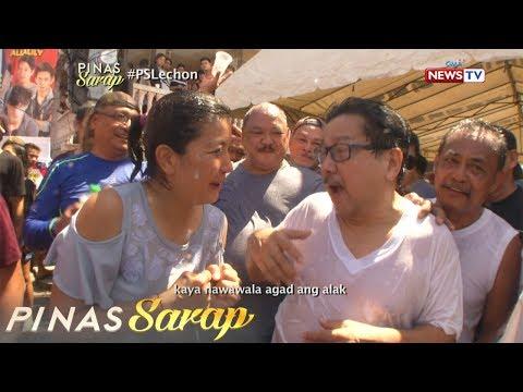 Pinas Sarap: Kara David, nakipagdiwang sa parada ng lechon sa Batangas!
