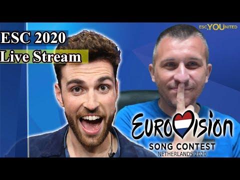 Mattitude - The Eurovision Live Stream, Jun 1st, 2019