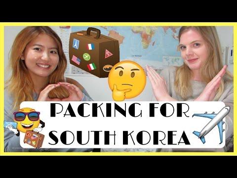 EPIK SERIES: Packing Part 1 (Teach in Korea)