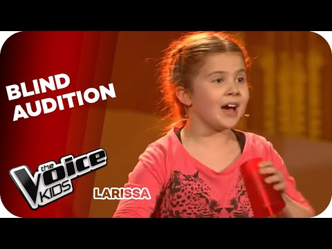 Anna Kendrick - Cup-Song (Larissa) | The Voice Kids 2014 | Blind Audition | SAT.1