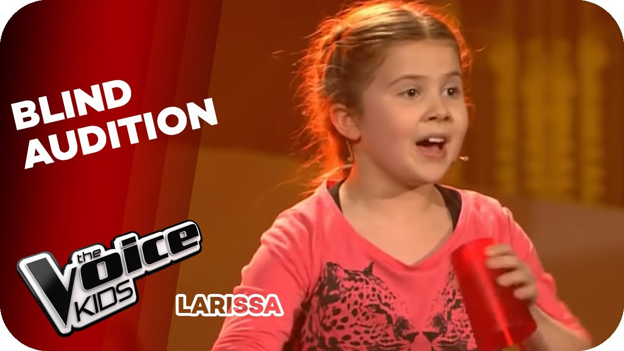 The Voice Kids Larissa