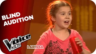 Anna Kendrick - Cup-Song (Larissa) | The Voice Kids 2014 | B...